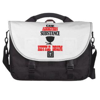 kettle drum designs commuter bag