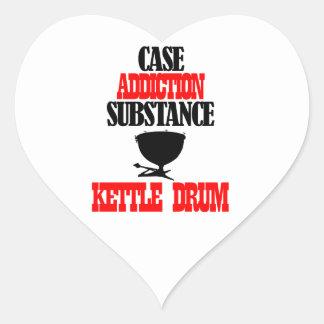 kettle drum designs stickers