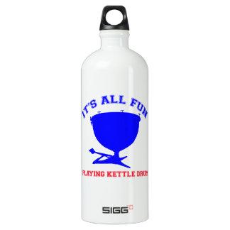 kettle drum Designs Water Bottle