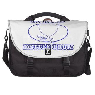 Kettle Drum Computer Bag
