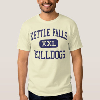 Kettle Falls Bulldogs Middle Kettle Falls T-shirts