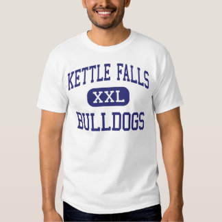 Kettle Falls Bulldogs Middle Kettle Falls T Shirts