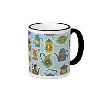 Kettle Rattle - Aqua Mug