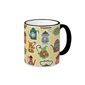Kettle Rattle - Egg Ringer Coffee Mug