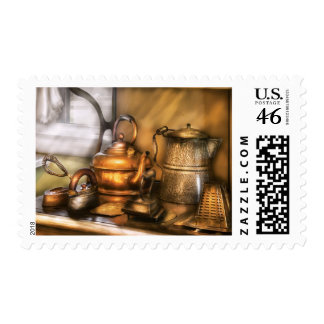 Kettle - Tea pots and Irons Stamp