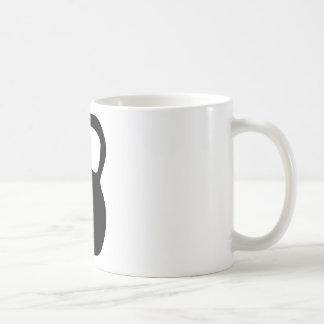 Kettlebell Coffee Mug