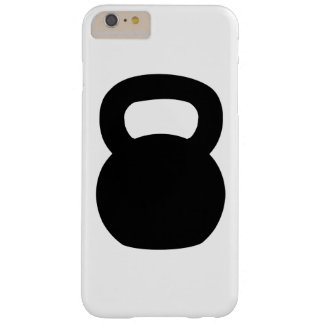 Kettlebell Funda Barely There iPhone 6 Plus