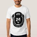 Kettlebell: Hardstyle Tested & Approved 24kg T-Shirt