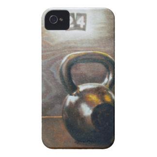 Kettlebell iphone 4 Form Factor Case