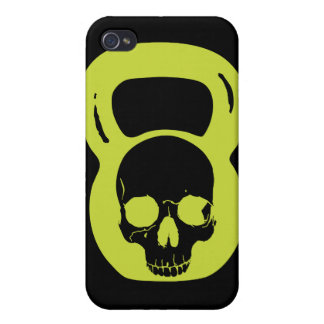 Kettlebell iphone case covers for iPhone 4
