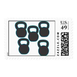 Kettlebell stamps