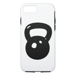 Kettlebell Workout iPhone 7 Case