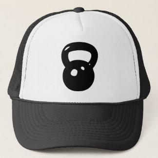 Kettlebell Workout Trucker Hat
