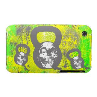 Kettlebellmania iPhone 3 Case-Mate Cases