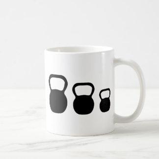 Kettlebells Coffee Mug