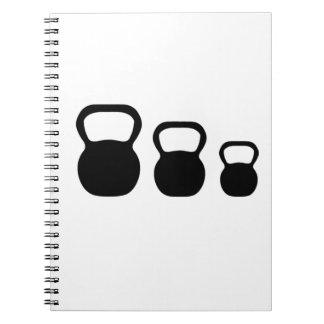 Kettlebells Notebook