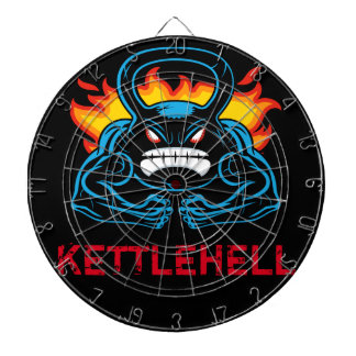 kettlehell dart board