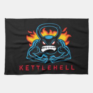kettlehell toallas de cocina