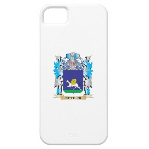 Kettler Coat of Arms - Family Crest iPhone 5/5S Covers