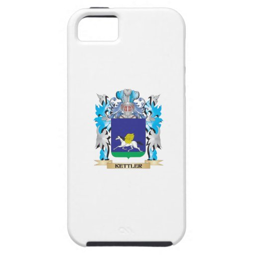 Kettler Coat of Arms - Family Crest iPhone 5/5S Case