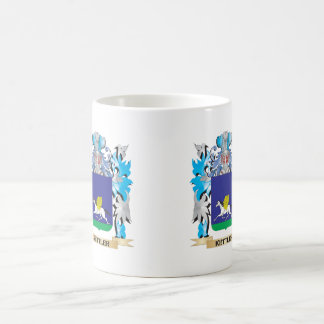 Kettler Coat of Arms - Family Crest Classic White Coffee Mug