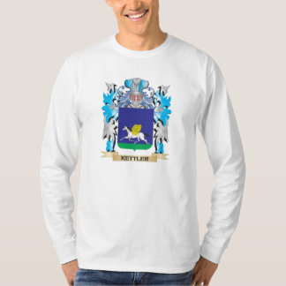 Kettler Coat of Arms - Family Crest Tee Shirts