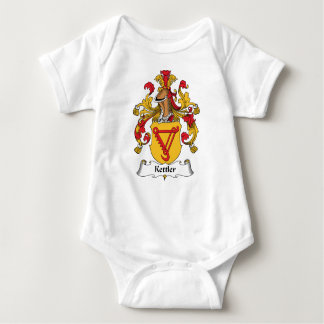 Kettler Family Crest T-shirt