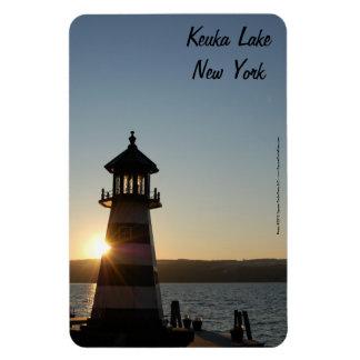 Keuka Lake Lighthouse Flexible Magnet