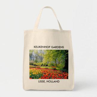 KEUKENHOF GARDENS TOTE BAG