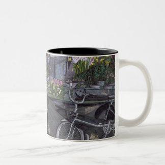 Keukenhof Two-Tone Coffee Mug