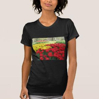 keukenhof spring gardens floral display, Holland Shirt