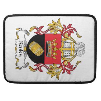 Keulen Family Crest Sleeve For MacBook Pro