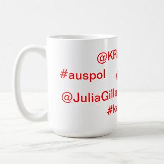 #kevenge #respill Kevin Rudd Leadership Got To Zip Coffee Mug