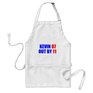 Kevin 07 out by 11 apron