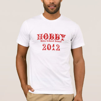 Kevin Hobby for School Board T-Shirt