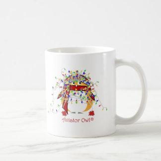 Kevin in Lights Coffee Mug