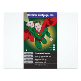 Kevin Onizuk Captain Mortgage Card