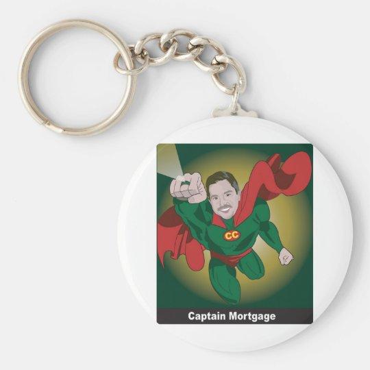 Kevin Onizuk Captain Mortgage Keychain