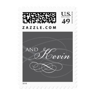 Kevin Postage Stamp