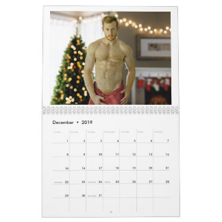 KEVIN SELBY GINGER DREAMS CALENDAR