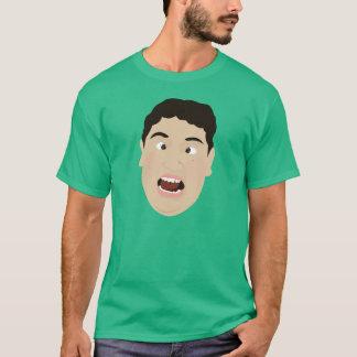 Kevinism #3 - the cross-eyed scream T-Shirt