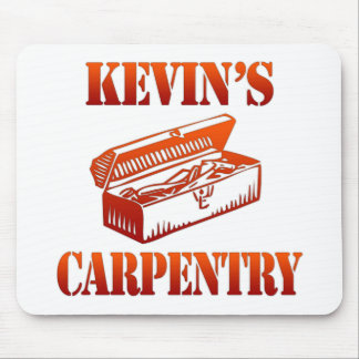 Kevin's Carpentry Mouse Pad