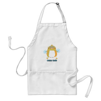 Kevin's Snowflake Adult Apron