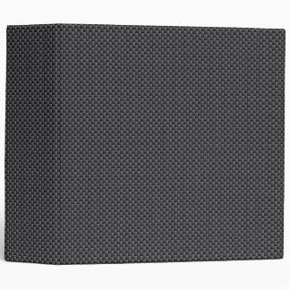Kevlar Carbon Fiber Material 3 Ring Binders