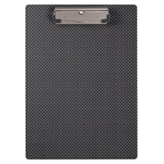 Kevlar Carbon Fiber Material Clipboard