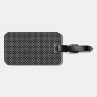 Kevlar Carbon Fiber Material Luggage Tag