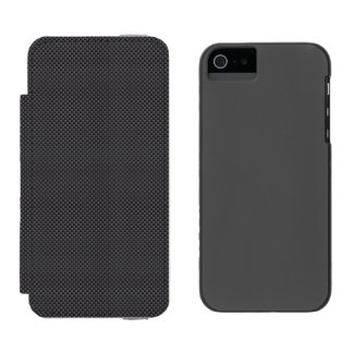 Kevlar Carbon Fiber Material Incipio Watson™ iPhone 5 Wallet Case