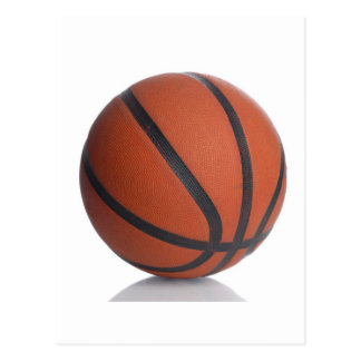 KEWL BASKETBALL POSTCARD