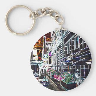KewlDowntown Keychain