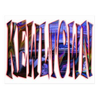 KewlTown Postcard